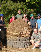 cob oven course