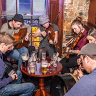 trad session