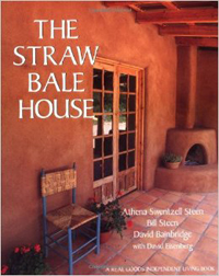 the straw bale house book cover