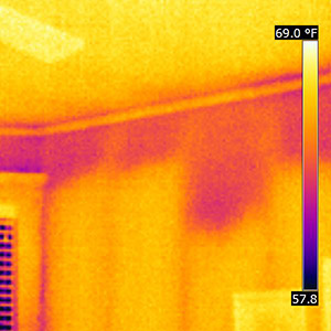 infrared insulation problems