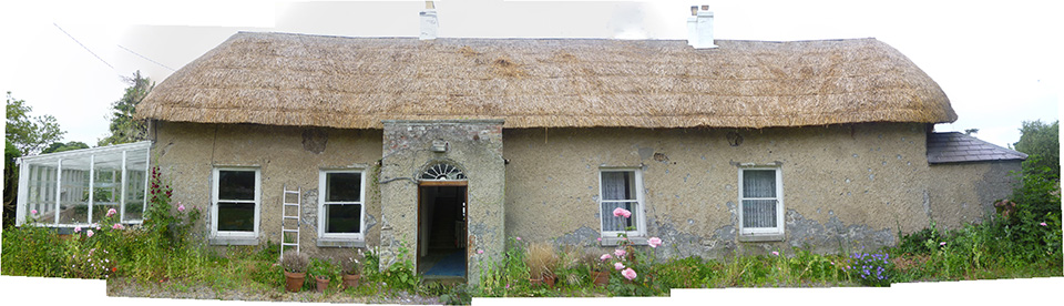 300 year old cob cottage