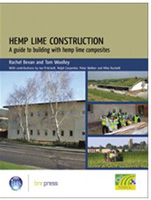 Hemp Lime Construction by Tom Woolley