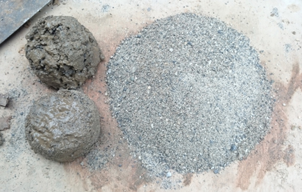 mortar mix 2