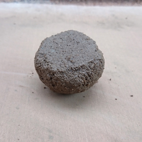 mortar mix drop test 2